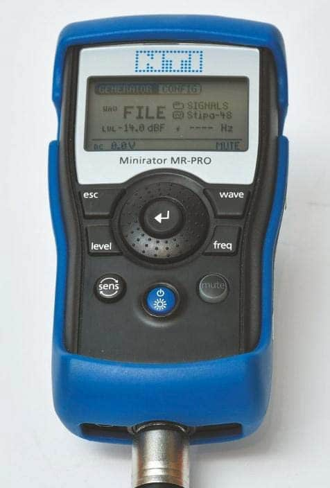 NTI Signalgenerator MR-Pro