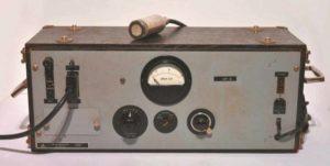 Siemens DIN Lautstärkemesser von 1952