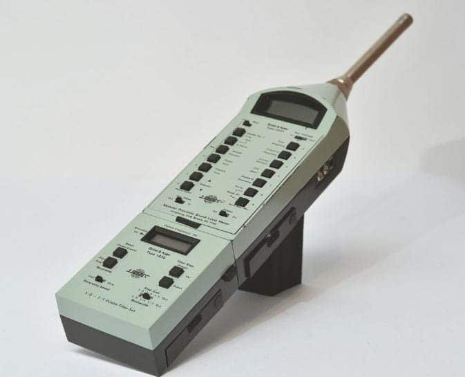 B&K 2231 Handpegelmesser aus dem Jahre 1983