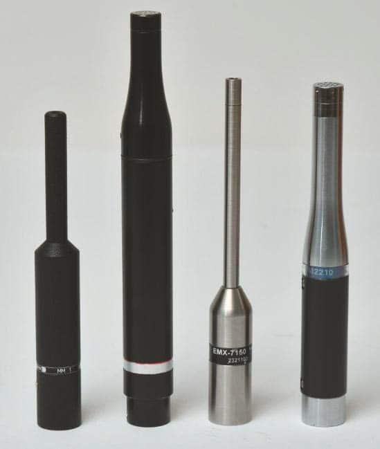 Beyerdynamic MM1 NTI Mini SPL, ISEMcon EMX-7150 und NTI M2210