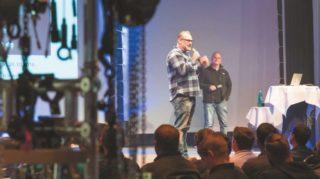 Mikrofone für mobile Redner