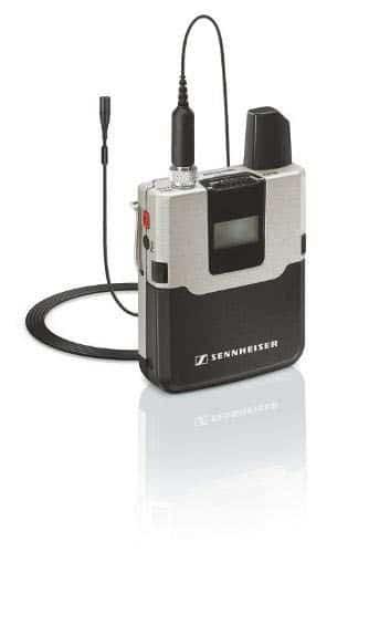 Ansteckmikrofon MKE-1 von Sennheiser