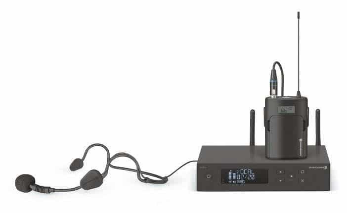 Kondensator- Headsetmikrofon TG H74 von Beyerdynamic