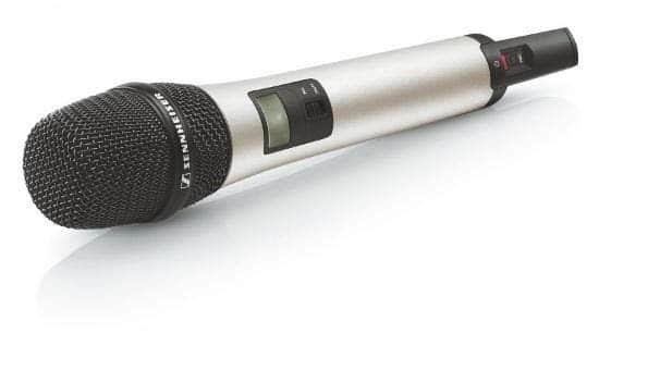 Sender- Mikrofon SL Handheld SW von Sennheiser