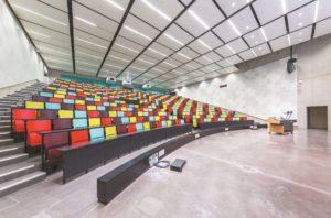 Neues Hörsaalgebäude der RTWH Aachen