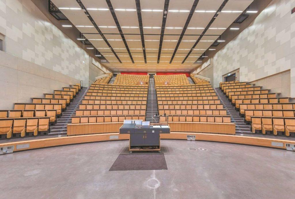 Hörsaal H02, RTWH Aachen