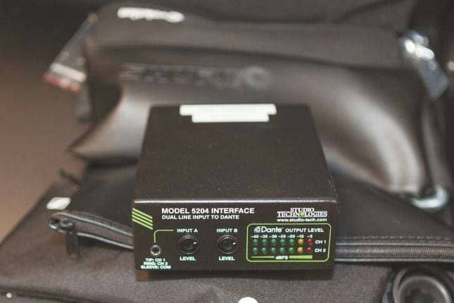 Studio Technologies Model 5204