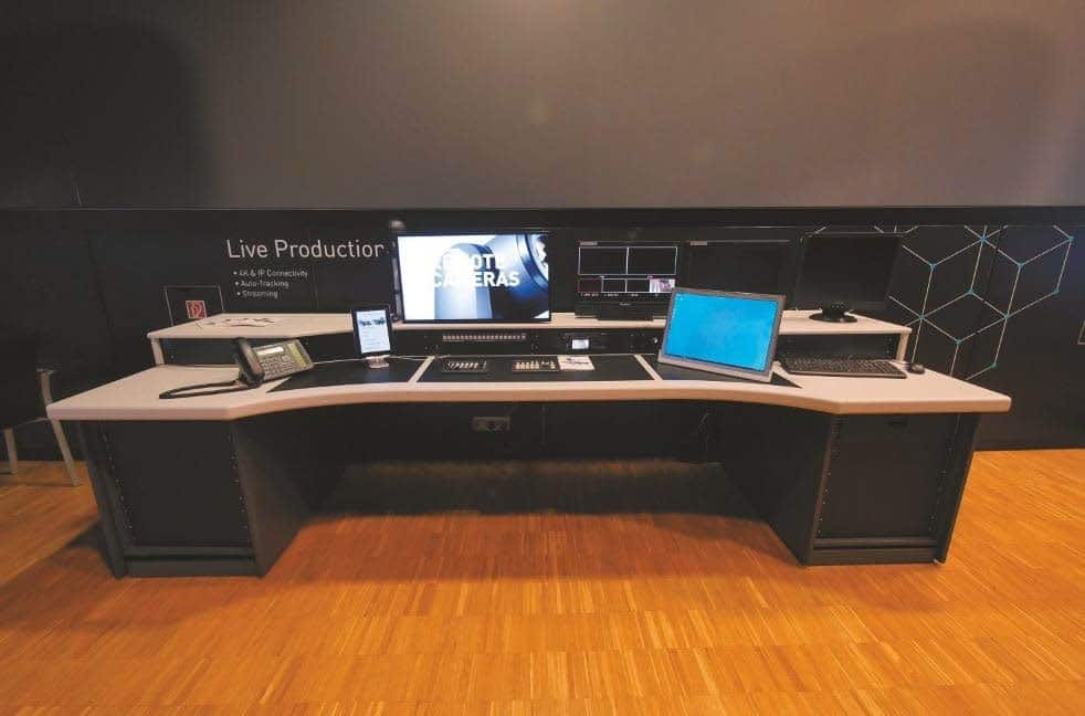 Live-Event-Produktionssuite