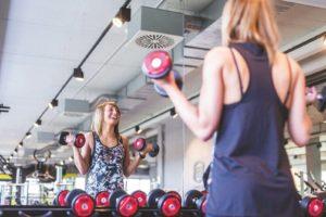 Lichtsteuerungskonzept für Fitnessstudios