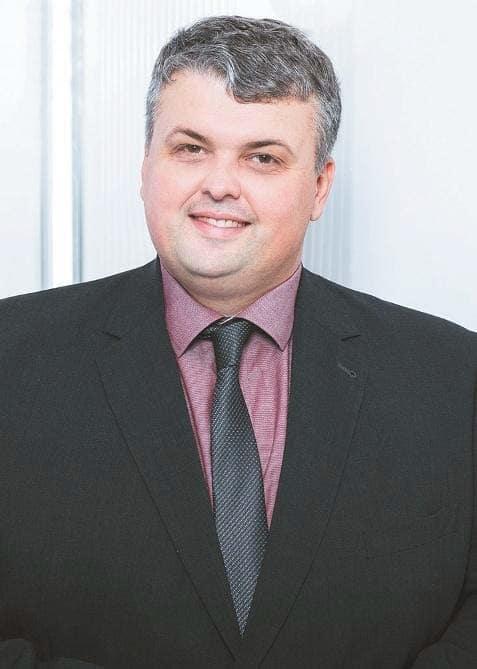Jens Andreas, Geschäftsführer der Mediatronic GmbH