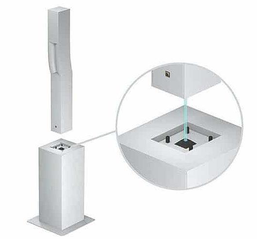 Plug&Play AutoConnect Vorrichtung