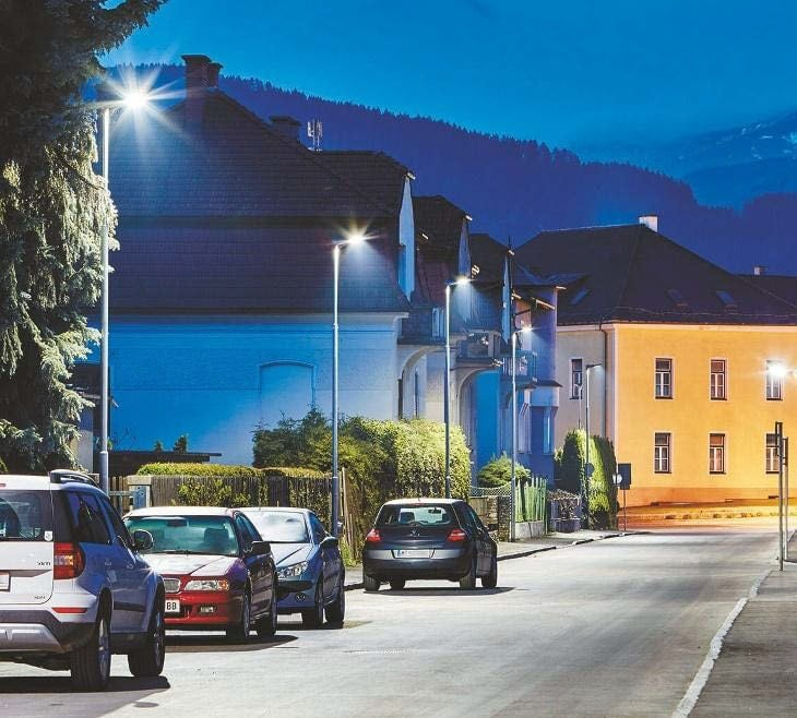 LED-Beleuchtung in Knittelfeld
