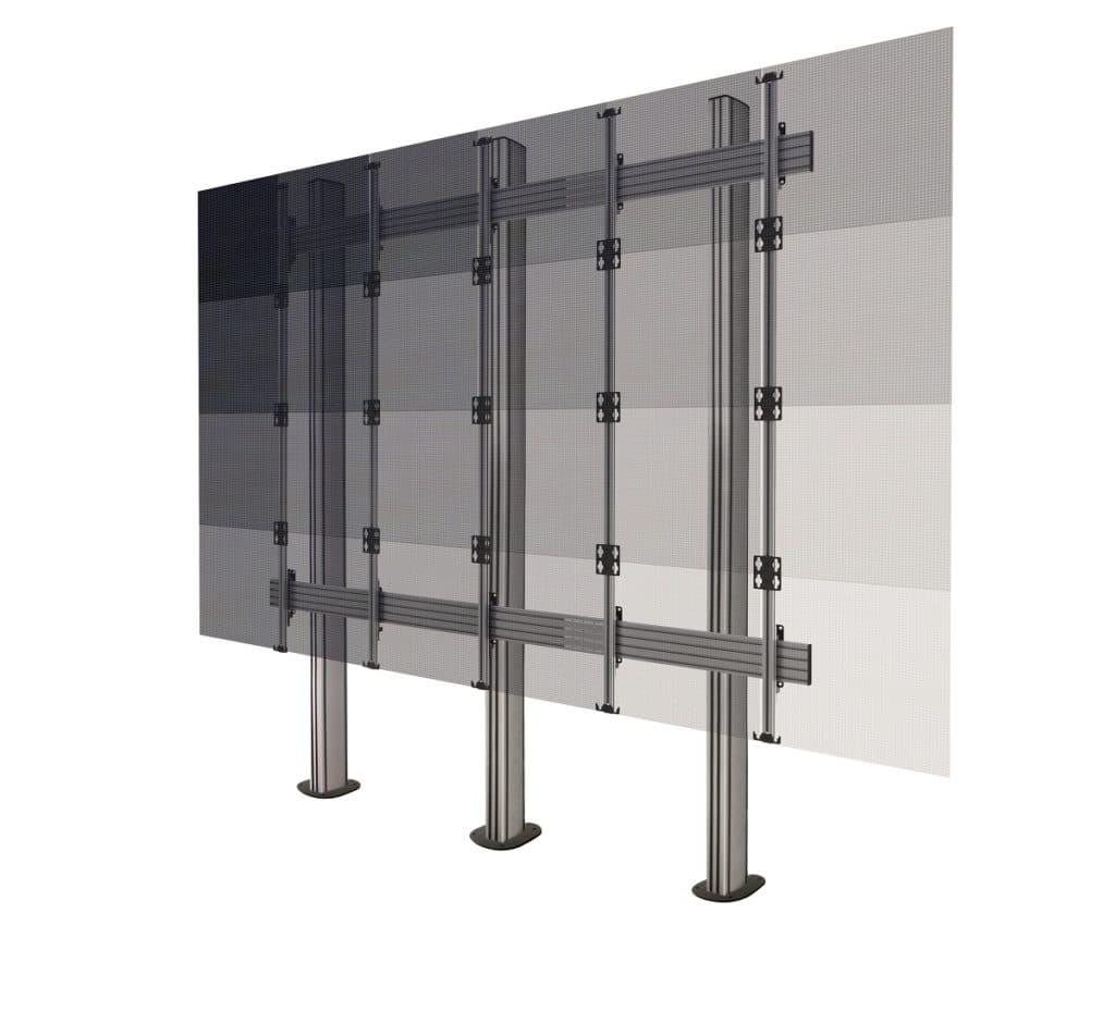 LED-Wandhalterung von B-Tech AV Mounts