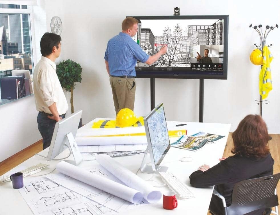 Trendprodukt intuitive Touch-Displays