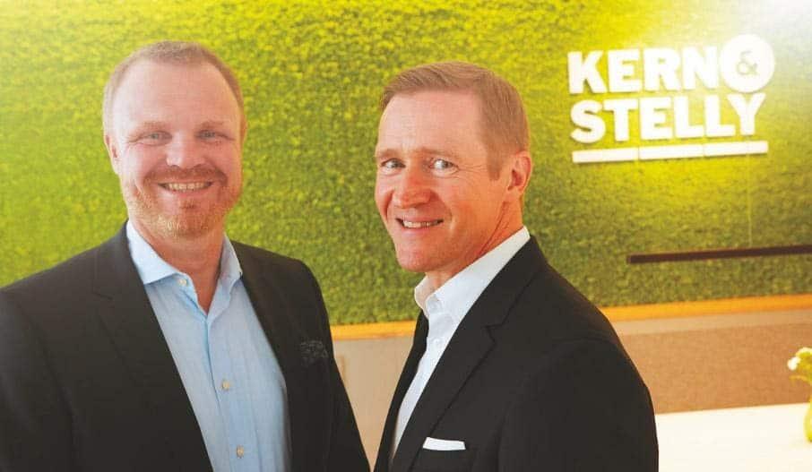 Lutz Kern und Andreas Stelly