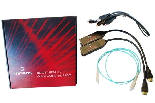 Adapter-Kit Inneos Adapter Real4KTM