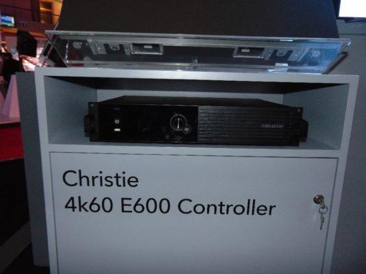 Christie 4K Controller