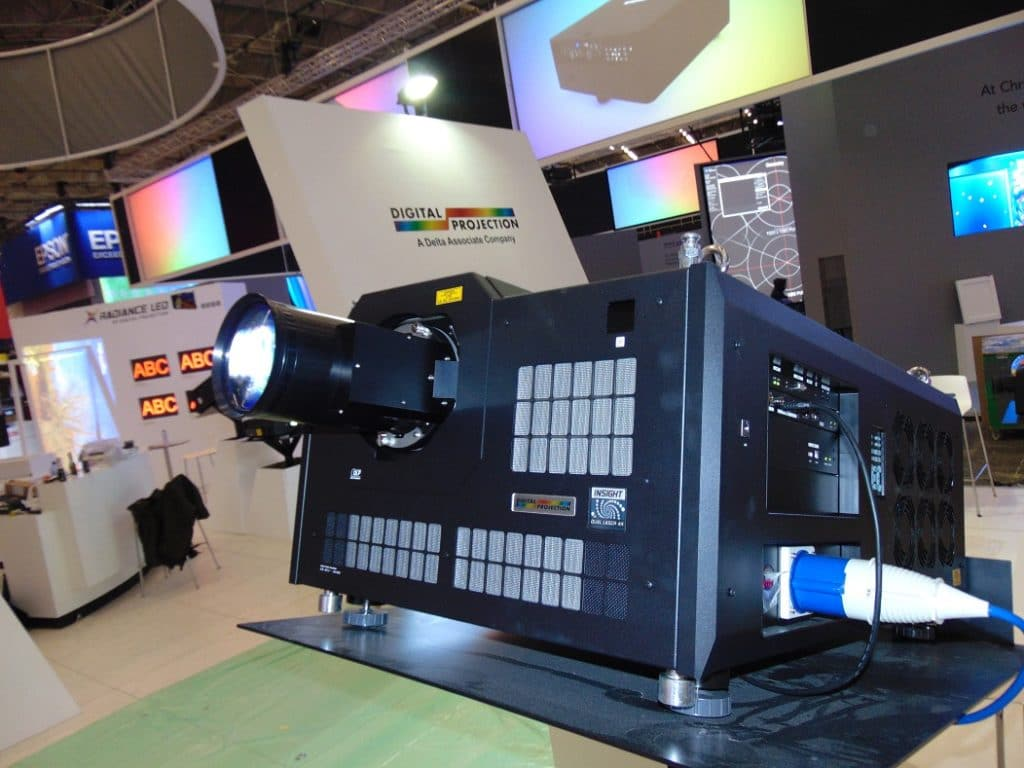 Digital Projection 8K Beamer