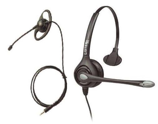 Headset LA-451 und Hör- und Sprechgarnitur LA-452