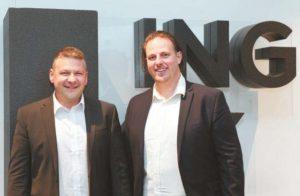 Jörg Küchler (links) und Damian Mucko
