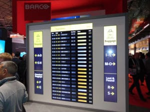 LG FIDS- Flughafen Anwendung