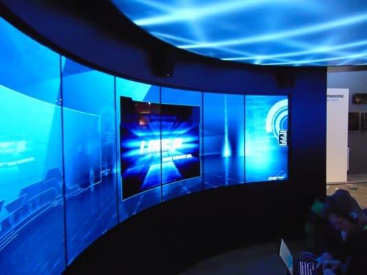 Lang AG Immersive Raum