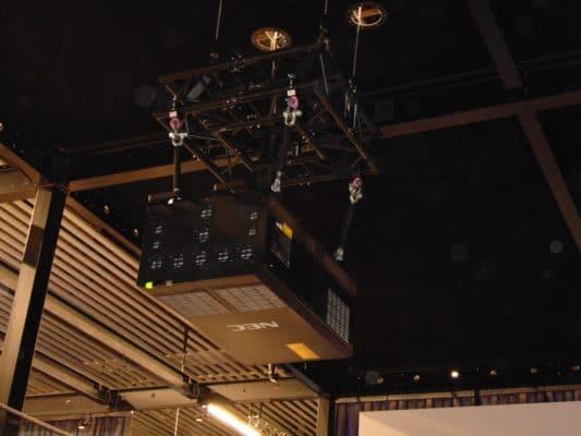 NEC Power Projektor
