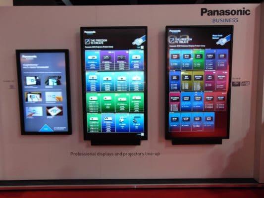 Die neue Touch Serie von Panasonic