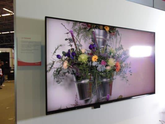 Sharp 8K Monitor