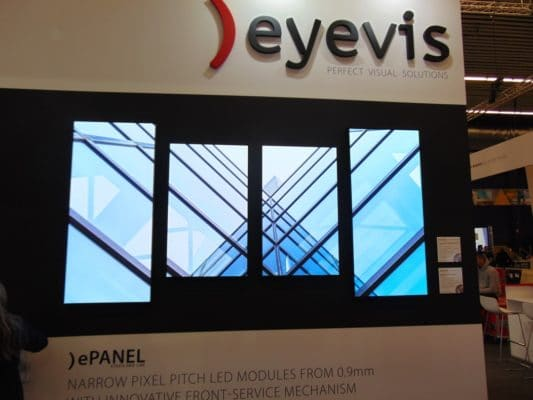 eyevis LED Portfolio