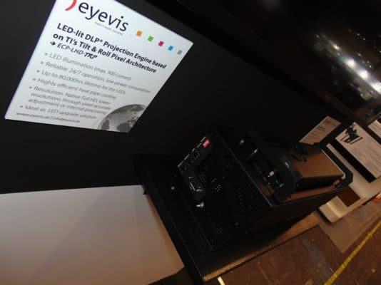 eyevis LED Projektor
