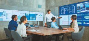 200er-Serie der Mezzanine-Familie von Oblong Industries ist ein Collaboration-System