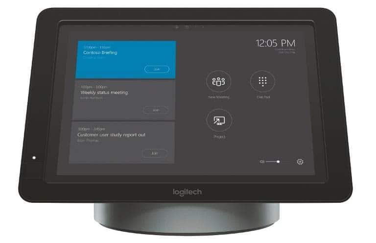 Logitech Meetingraum-Konsole SmartDock