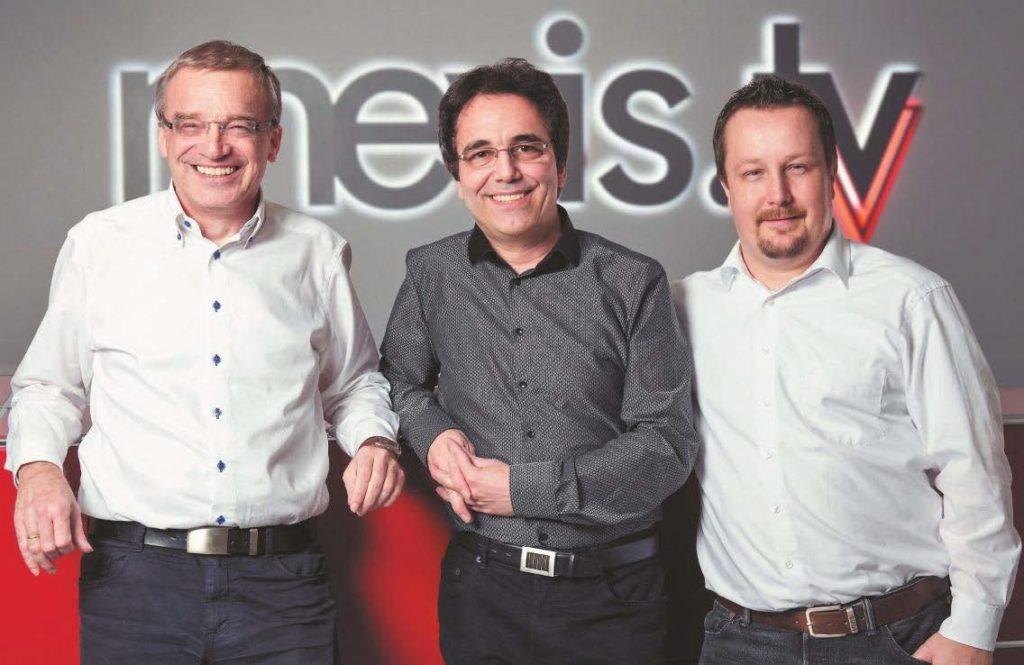 Hans-Joachim Spies, Kurt- Peter Zirn, Alex Blatterspiel