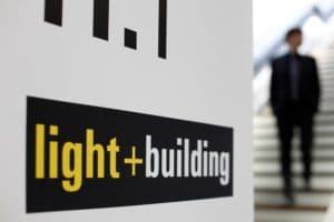 Die Light + Building 2018 findet vom 18. bis 23. März 2018 in Frankfurt am Main statt.