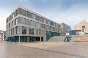 Neubau des WBZ Ingelheim