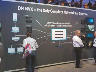 Network AV Solution Wand