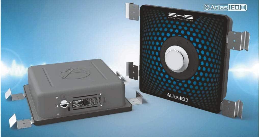 SHS Lautsprecher von Atlas IED