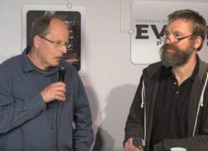 Anselm Goertz und Detlef Hoepfner
