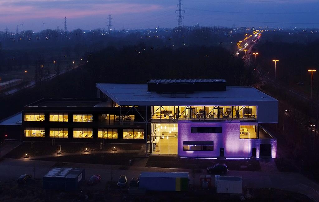 Schulungszentrum für Servicetechniker von Beckhoff