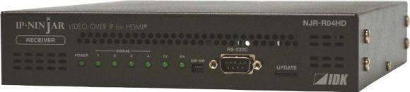 4-fach HD-Receiver NJR-R04HD