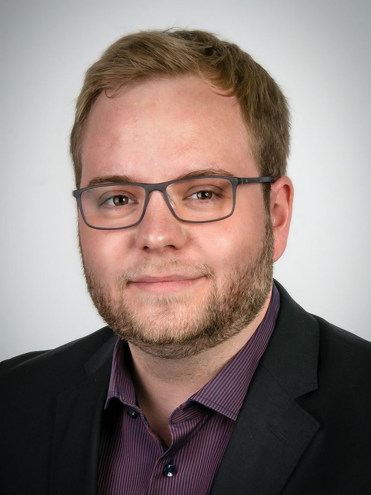Marius Oppermann, Key Account Manager Pro AV West bei Kindermann