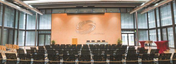 Kreissitzungssaal der Kreisverwaltung Offenbach