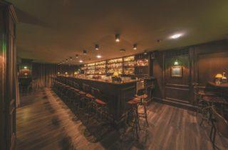 Stuttgarter In-Bar Jigger & Spoon