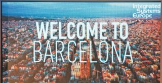 Integrated Systems Europe Barcelona