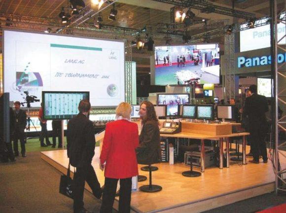 2006 auf der ISE in Brüssel