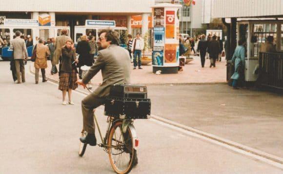 Paul Detlef Lang Fahrrad