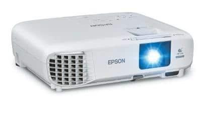 Epson EB-U05, portabler 3-Chip- LCD-Lampenprojektor