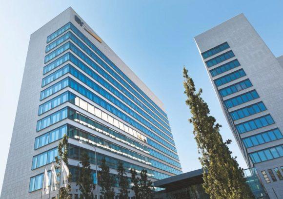 Eschborner Niederlassung der Wirtschaftsprüfungsgesellschaft Ernst & Young