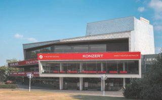 Audiovernetzung in der Oper Bonn
